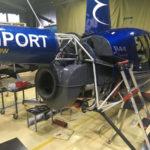 Очередной капитальный ремонт R44