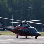 Вертолетный новичок в Эстонии