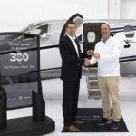Textron передал клиенту 300-й Citation CJ4