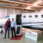 Augsburg Air Service передал частному клиенту очередной Phenom 300