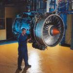 Rolls-Royce сделает электростартер для реактивных двигателей