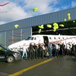 FLYINGGROUP получил сертификат FAA Part 145