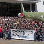 Cessna выкатила двухсотый Citation Latitude