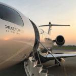 RUAG завершил приемку Praetor 600 для немецкого владельца